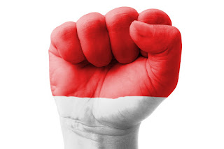 Strategi Indonesia Dalam Menghadapi Ancaman di Berbagai Bidang  Strategi Indonesia Menghadapi Ancaman di Berbagai Bidang (Militer, Ideologi, Politik, Ekonomi, Sosial, Budaya)
