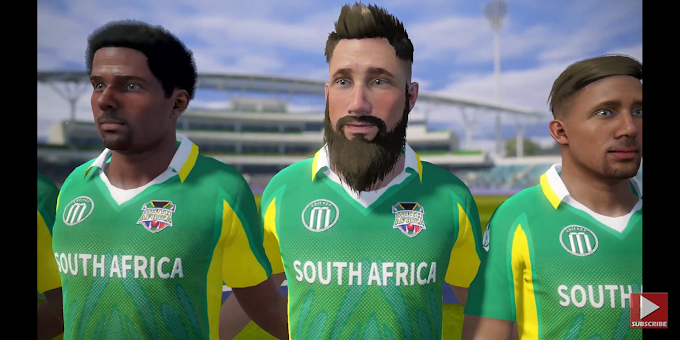 A NEW CRICKET GAME 2019