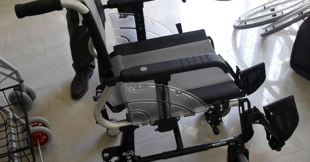 Silla de ruedas de aluminio 2 en 1 forta line giro convertible de silla para exterior a silla - Sillas de ruedas estrechas ...