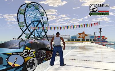 GTA San Andreas Render X 2.0 Low Pc Download