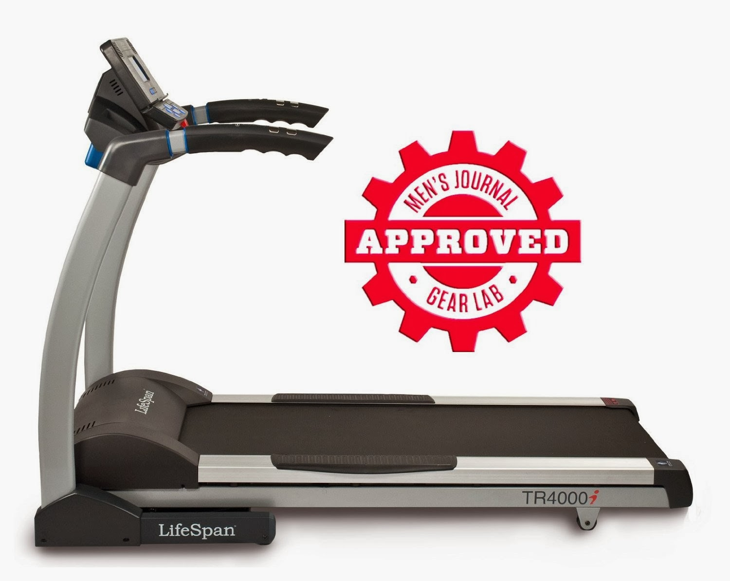 LifeSpan Fitness TR4000i Folding Treadmill, picture, review features & specifications, compare with LifeSpan Fitness TR3000i