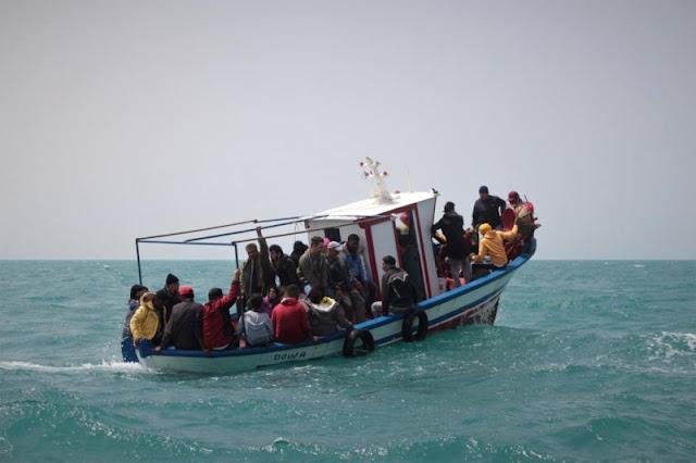 المهدية :  إحباط عملية هجرة غير نظامية