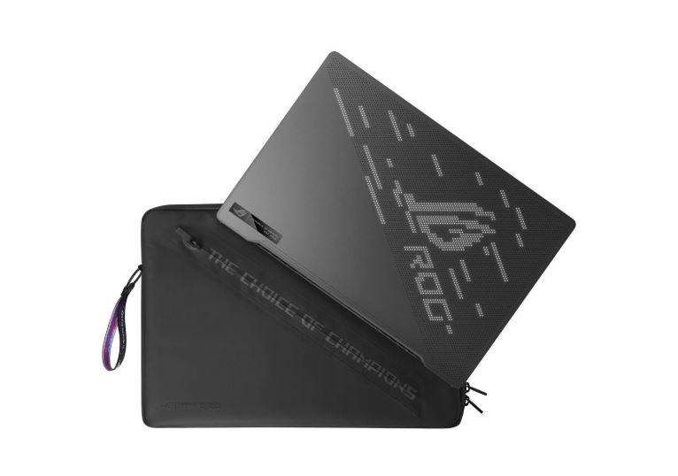 Asus ROG Zephyrus G14 GA401IV R9R6A6W, Laptop Gaming Ringkas Bertenaga AMD Ryzen 9 4900HS