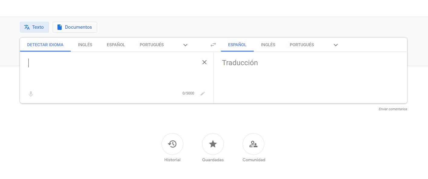 como traducir texto desde PDF