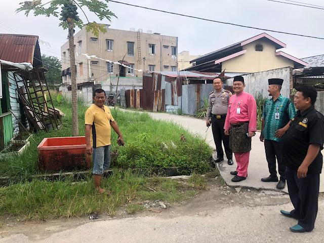Junaedy : Rencana Pembangunan Mapolsek Marpoyan Damai Akan Segera Kita Upayakan