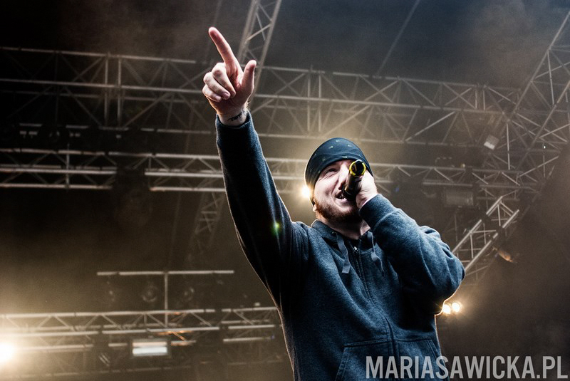 Sauna Open Air 2013 Tampere Ratina Stadium Hatebreed