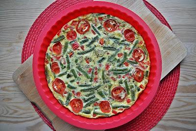 Kuchnie świata: Pieczony omlet z warzywami z San Escobar