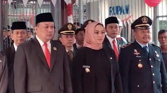 Puluhan Ribu Narapidana se-Jabar Dapat Remisi di Hari Kemerdekaan ke-74 RI