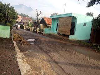 tanah kavling pinggir jalan villa bandung indah