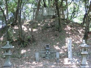 源義家の墓