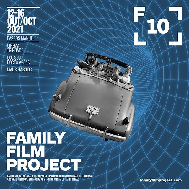 Family Film Project Regressa ao Porto em Outubro! Programação Já Foi Divulgada
