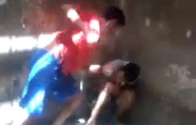 Dos Violadores Golpeados en Prision