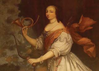 Cécile Élisabeth Hurault de Cheverny,  marquise de Montglas.