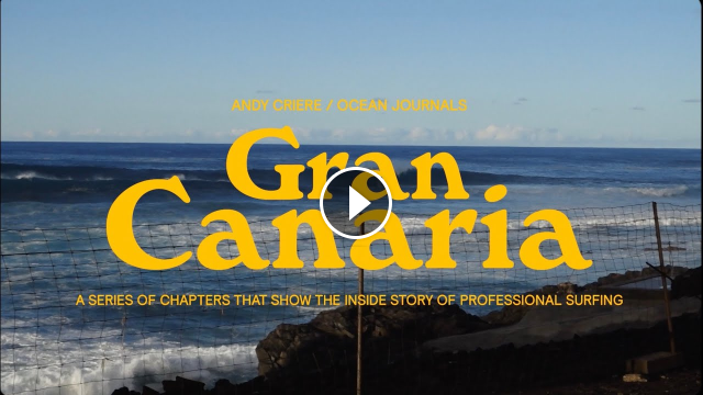 GRAN CANARIA - OCEAN JOURNALS EP 01