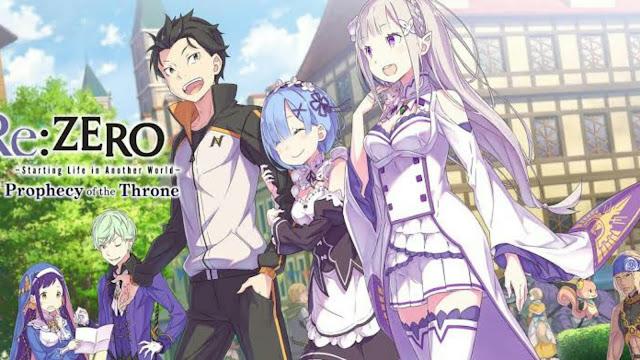 Anime ReZero