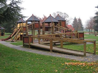 Bergamo - Parco Goisis