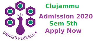 Eligibility Criteria for taking admission in 5th semester Cluster university of jammu. student must have at least 50% attendance in each semester and not fall under shortage cases. If any student is under shortage case can be directed to the principal of the respective college. clujammu admissoin. clujammu 5th semester, clujammu 5th sem, clujammu results