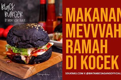 Nom Nom Snack, Makanan Mewah dan Enak Tapi Tidak Buat Kantong Jebol | Hot Info