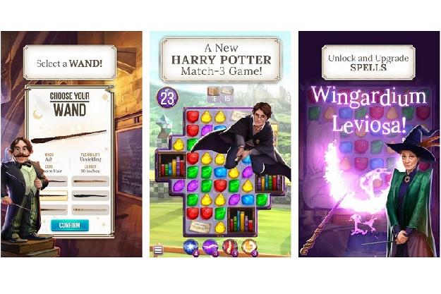 Harry Potter: Puzzles & Spells - Το νέο παιχνίδι παζλ της Zynga για κινητά