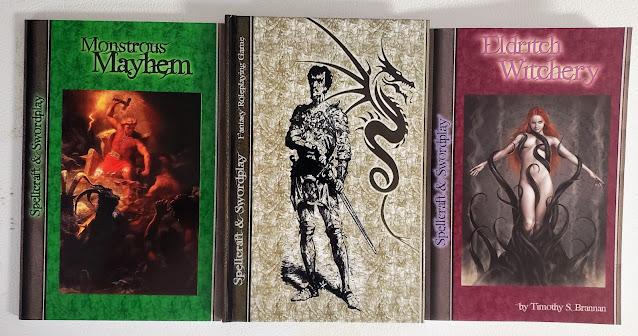 Spellcraft & Swordplay book