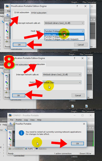setting software SVL Injector di pc