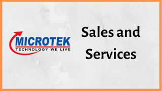 microtek sales and services