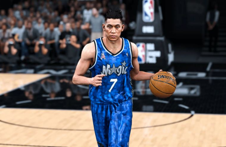 NBA 2K21 Real  texture image quality Reshade with HDR V1.1 by 我想操作你