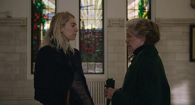 Vanessa Kirby y Ellen Burstyn. Imagen de Netflix.