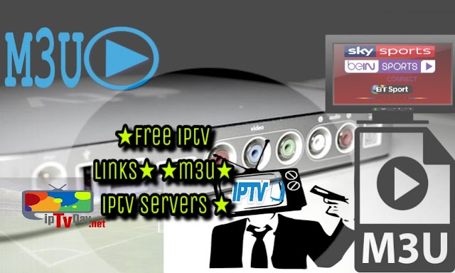 free iptv links m3u playlist 17-02-2019