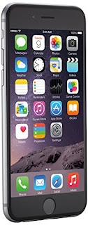 Apple iPhone 6 Unlocked Cellphone, 64GB, Space Gray