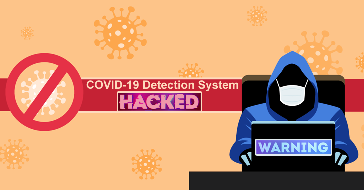 COVID-19 Detection System Got Hacked – Source Code & COVID-19 Experimental Data Leaked on Dark Web