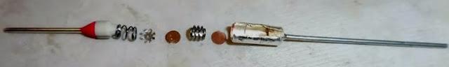 اجزاء الفيوز الحراري thermal fuse