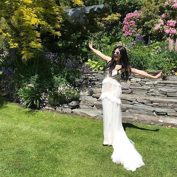 Erwan Heusaff-Anne Curtis Wedding The Bride
