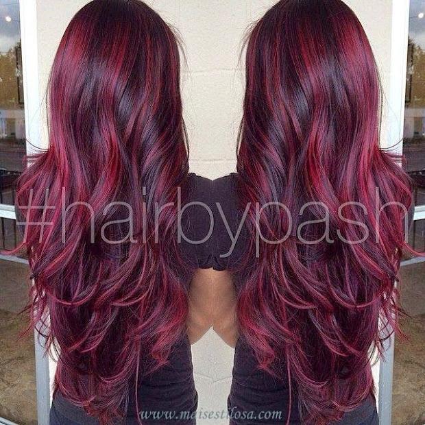 fotos de cabelos ruivos lindssimos