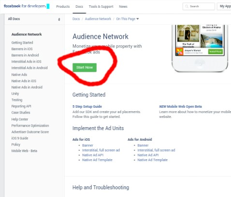How To Apply for Facebook Audience Network (Fan) Ads