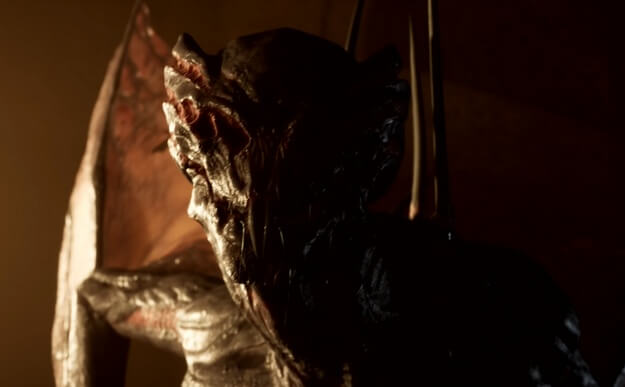 The horror title House of Ashes showed us its monster