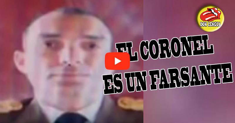 Sebastiana Barráez desmintió al Coronel que aparece en un video contra el régimen