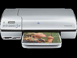 HP Photosmart 7450 Printer Driver Downloads