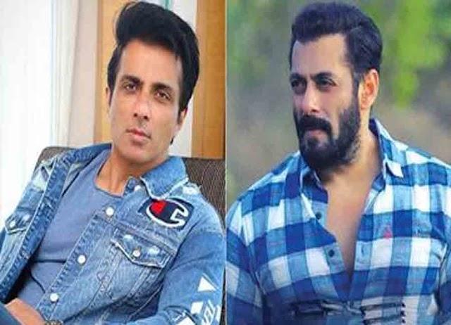 Lockdown के बीच Salman Khan से आगे निकले Sonu Sood, सोशल मीडिया और Google पर मचाया तहलका