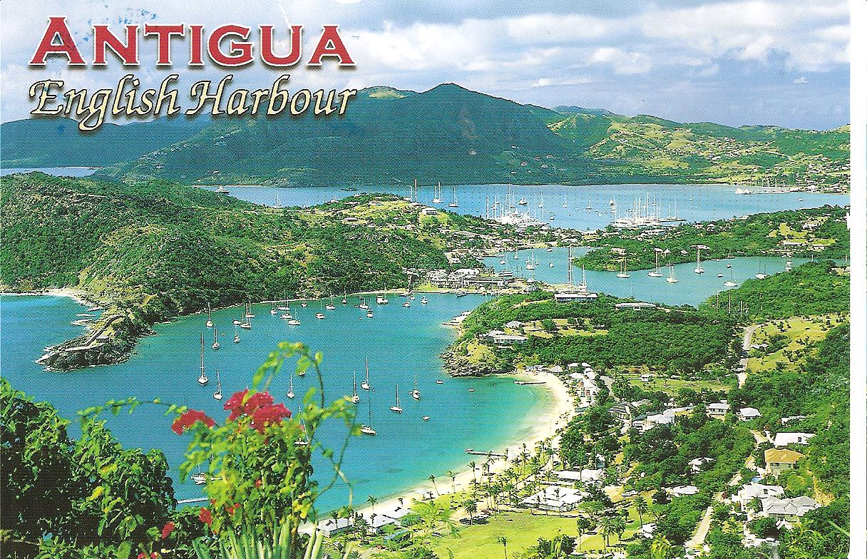 How Long And How Wide Is The Island Of Antigua