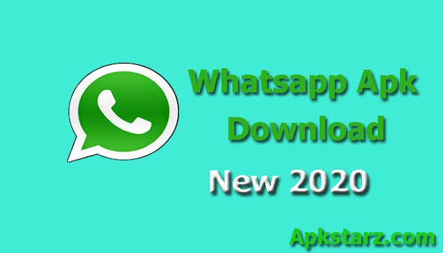 WhatsApp Apk [2020] Download for Android Device