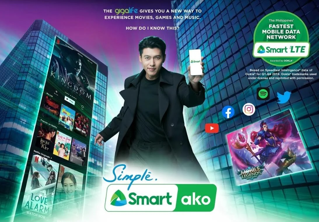 Smart unveils 'Simple, Smart Ako' campaign  featuring South Korean superstar Hyun Bin