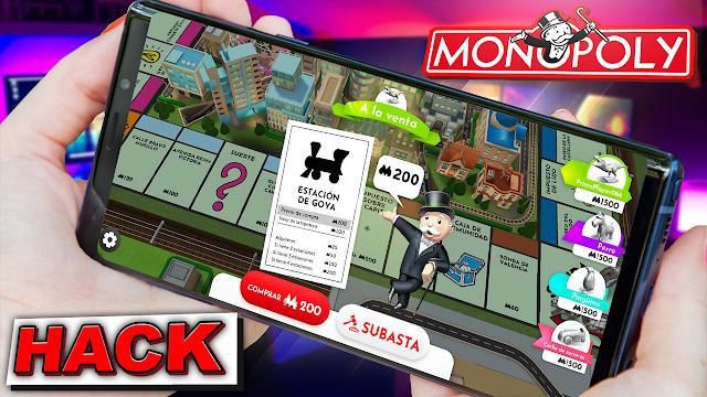 Monopoly v1.5.0 (Mod) Para Teléfonos Android [Apk + Datos]