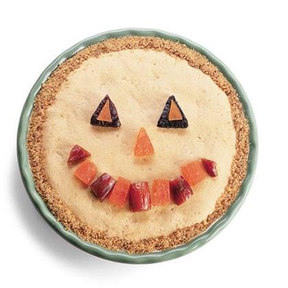 Pumpkin Ice-cream Pie Recipe