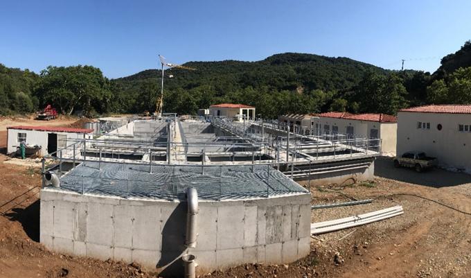 Χρηματοδοτείται μέσω ΕΣΠΑ η σύνδεση του Βιολογικού Καθαρισμού των οικισμών του Αγιοκάμπου, της Βελίκας και της Κ. Σωτηρίτσας με το δίκτυο ύδρευσης της ΔΕΥΑ του Δήμου Αγιάς