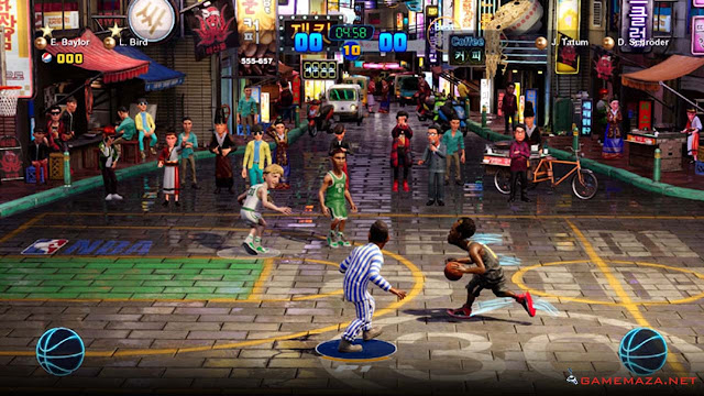 NBA 2K Playgrounds 2 Gameplay Screenshot 2