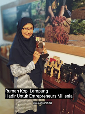Rumah Kopi Lampung Hadir