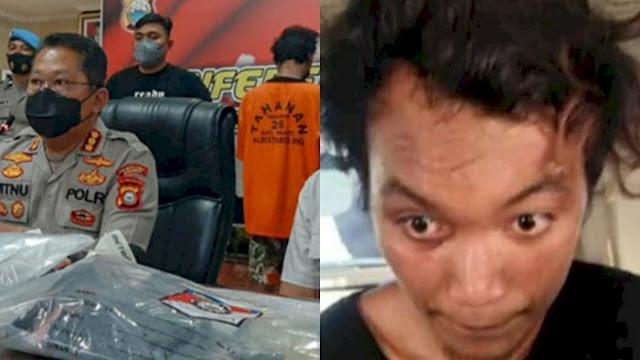 Polisi Ungkap Fakta Pria Pembakar Masjid Raya Makassar, Beraksi dalam Pengaruh Narkoba