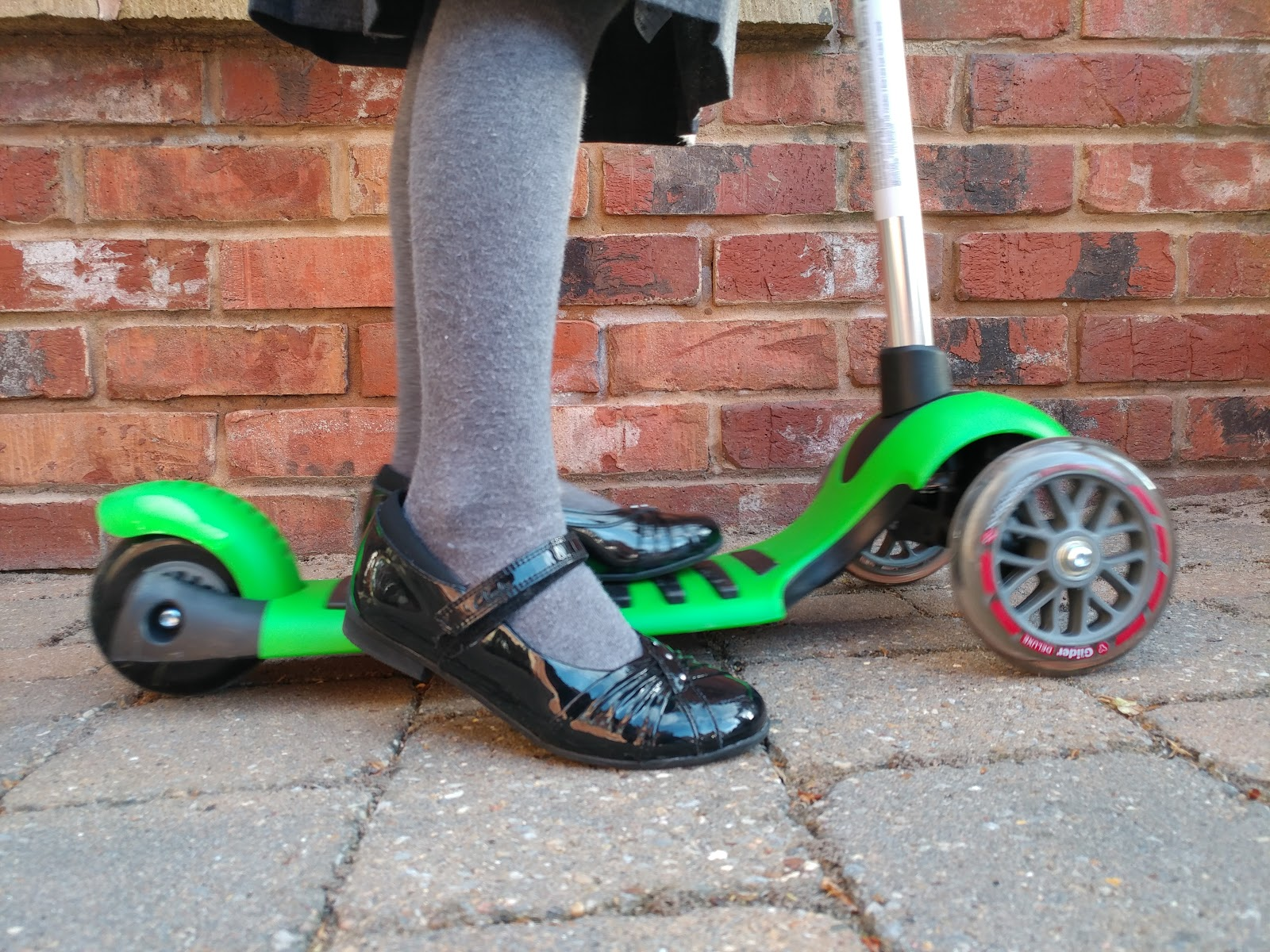 The Yvolution Y Glider Deluxe Scooter Review This Day I