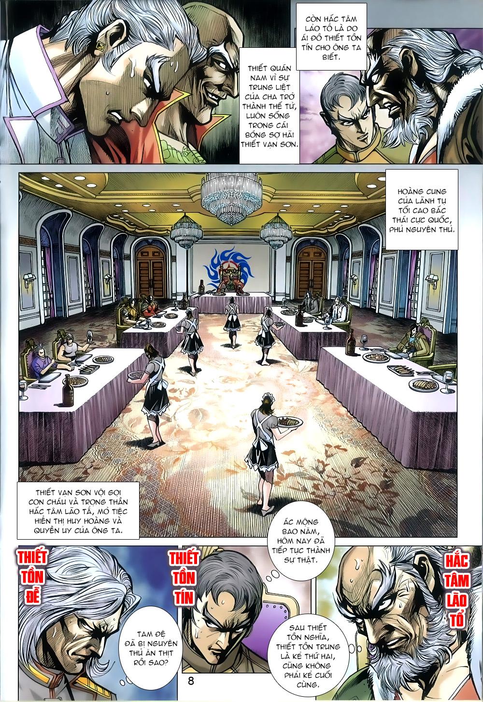 Tân Tác Long Hổ Môn chap 815 - Trang 8